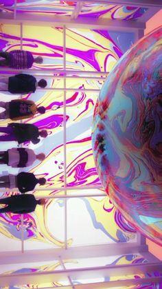 BTS DNA Wallpaper #BTS #DNA #WALLPAPER WALLPAPER Bangtan Sonyeondan Beyond the scene