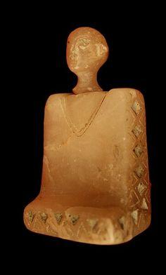Bactria~Margiana idol.2500.B.C.