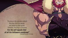 Fate/Zero Rider Quote