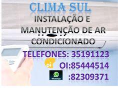Instalação e manutenção de ar condicionado em Goiânia 35191123