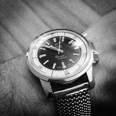 4b9e4a71acc My fathers old Enicar Sherpa ultradive... Pais