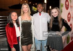 Red Carpet Premiere Of The Nickelodeon Movie 'Tiny Christmas'