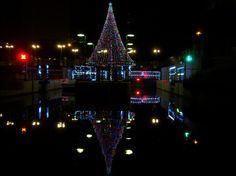 Museum Reach's River of Lights « San Antonio Tourist