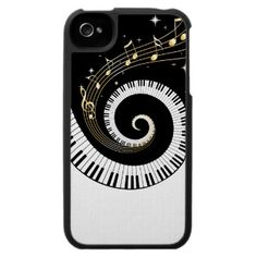 Music-Themed Cases for Your iPhone, iPod and iPad