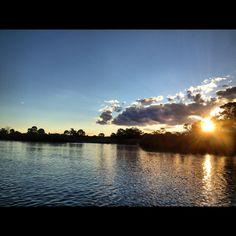 Australia boyne river