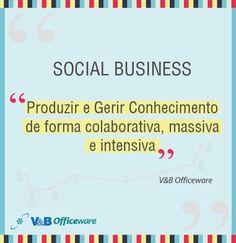O que é Social Business?