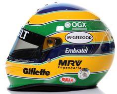F1 Helmet 2012 Buruno Senna(Williams)