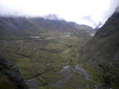 Camino de la muerte - La Paz, Bolivia
