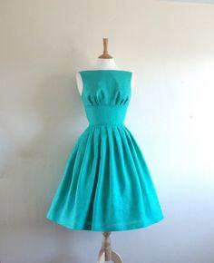 Cutest Dress Ever 50s Dresses Pretty Beautiful Fashion