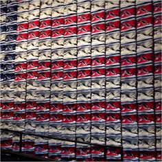 American Convers Flag.