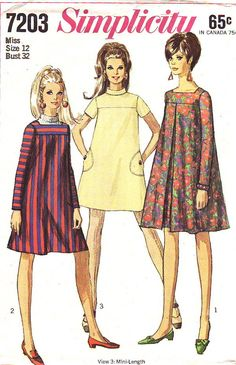 more of those tent dress styles... more mini than this though lol