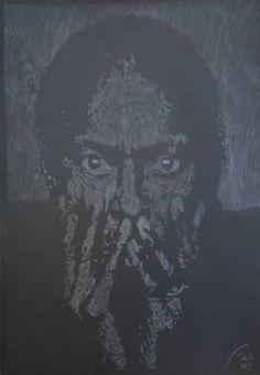 Miles Davis  (Portraits 2. Musician, scene 1)