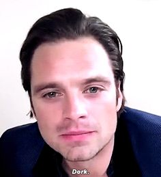 Sebastian Stan Adorable<<<< so true Sebastian Stan, Marvel Actors, Marvel Dc, Bae, Raining Men, Fandoms, Bucky Barnes, Winter Soldier, Chris Evans
