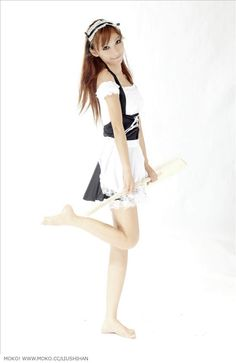 Newhalf Jessica Liu Shi Han Lovely Cute Model from China Beautiful Boys, Pretty Girls, Crossdressers, Transgender, Ballet Skirt, China, Lady, Cute, Model