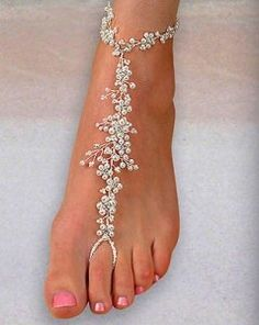 Barefoot Shoes... I really like this idea.. maybe not these particular ones though.. still super cute :)