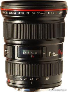 Canon 16-35mm f/2.8 L