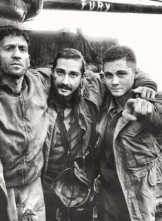 Grady, Bible and Machine from Fury. Good movie!