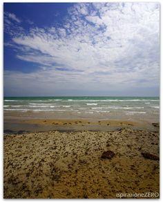 """""""la foce del Tagliamento, alla fine della spiaggia di Bibione"""" - The River Tagliamento"""