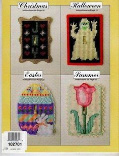 Plastic Canvas Tissue Boxes, Plastic Canvas Crafts, Plastic Canvas Patterns, Switch Plate Covers, Switch Plates, Cross Stitch Needles, Lighted Canvas, Craft Corner, Outlet Covers
