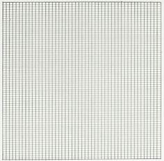 #AgnesMartin #minimalist #AbstractExpressionism