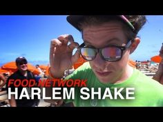 Your favorite Food Network chefs take on the Harlem Shake at #SOBEWFF.