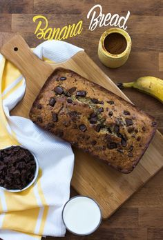 banana bread #vaicomeroque