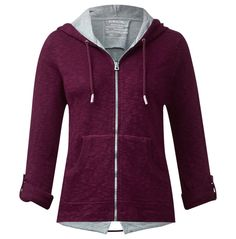 Colourblock Hoody-Shirtjacke
