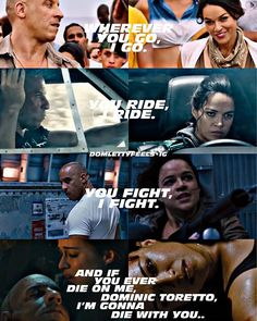 Dom and Letty Letty Fast And Furious, Fast And Furious Actors, Fast And Furious Memes, The Furious, Fast Furious 1, Dom And Letty, Furious Movie, My Fantasy World, Ludacris