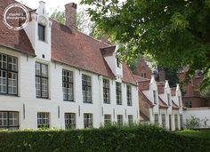 Das Kloster von Brügge, Belgien #ebookers