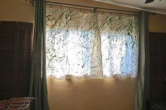 Blank canvas = cheap custom home decor