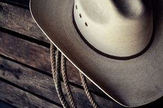 """if you touch my hat, you'll have to fight us all..."" Chris LeDoux"