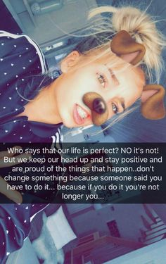 Lisa and lena is always so positive and i luv that about them ~ Sassy Quotes, Cute Quotes, Beautiful Family, Beautiful Sunset, Dream It Do It, Lisa Or Lena, Mein Style, Photo Caption, Chloe Grace