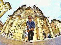 #GoPro #GoProMx #PhotoOfTheDAy #InstaGood #Me #México #PicOfTheDay #InspiredByYou #BeAHero #GoProHero #GoPole #LoveToGoPro #GoProMoff #ab #FotoDelDía #MochileroMx#go_pro_life #Europe#Praha #Praga #Prague #CzechRepublic #PragueCastle