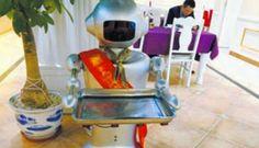 No #artificial #intelligence: Restaurant #robots prove very dumb waiters...