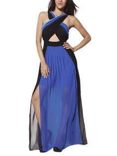 Colorblock Maxi Dress from Arden B.