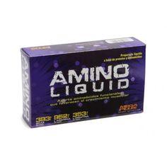 AMINOLIQUID 20 Ampollas de 10 ml 17,96 € Las proteínas son el nutriente básico en la alimentación de todo deportista que quiera conseguir un mantenimiento, protección y desarrollo de la masa muscular. AMINOLIQUID aúna el aminograma del colágeno hidrolizado y el de la lactoalbumina y además está enriquecido con L-arginina y L-ornitina, aportando así aminoácidos funcionales que favorecen el crecimiento de la musculatura. La L-arginina es un aminoácido de gran importancia en la producción de…