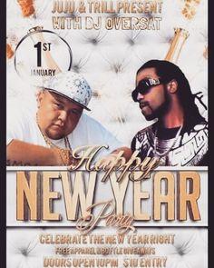 DJ Oversat: New Year's Day, January 1st