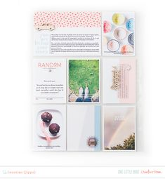 Birds of a Feather | December Any Product Edition | One Little Bird Designs