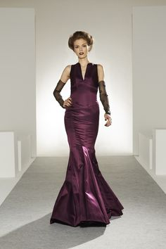 Georges Chakra at Couture Fall 2013 - StyleBistro