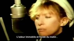 Barbra Streisand - Memory - Traduction Française