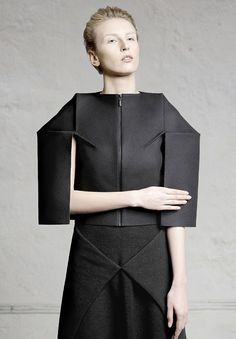 Nihilism fashion collection by DZHUS