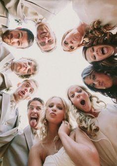 ☆‥★ funny and creative wedding photos ideas