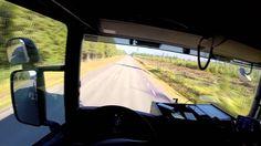 Euro Truck Simulator? No, FPV trucking - Part 1/2 - Day 23 - Tanker Truc...