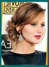 Image result for up hairstyles for medium length hair