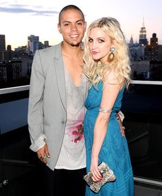 Ashlee Simpson and Evan Ross go public and attend their first event as a couple!