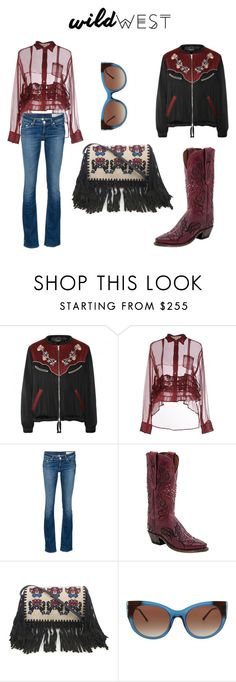 """""""move 'em out"""" by vkrene on Polyvore featuring Isabel Marant, Marni, rag & bone/JEAN, Lucchese and Thierry Lasry"""