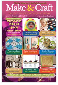 Make & Craft magazine subscription