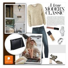 """""""Popmap 48"""" by melissa-de-souza ❤ liked on Polyvore featuring Goldsign, Calvin Klein, Jil Sander, Stop Staring!, FOSSIL, NARS Cosmetics, Bling Jewelry and popmap"""