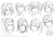 I upload another speed sketch (a minute per face + no reference).I snapped my mech pencil because of drawing so fast and hard (seen in the lower right. Soul Calibur 2, Speed Test, Manga, Picture Video, Art Drawings, Anime, Deviantart, Fighting Games, Faces