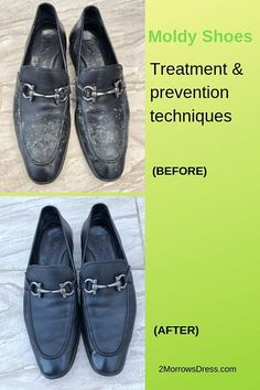 Detailed instructions for treating moldy shoes and accessories. Prevention tips to prevent mold on shoes, bags, and leather accessories in high humidity areas. Keep Shoes, Clean Shoes, Mold On Clothes, Shoe Recipe, Shoe Molding, Diy Fashion Hacks, Leather Bag Pattern, Fabric Shoes, Leather Cleaning